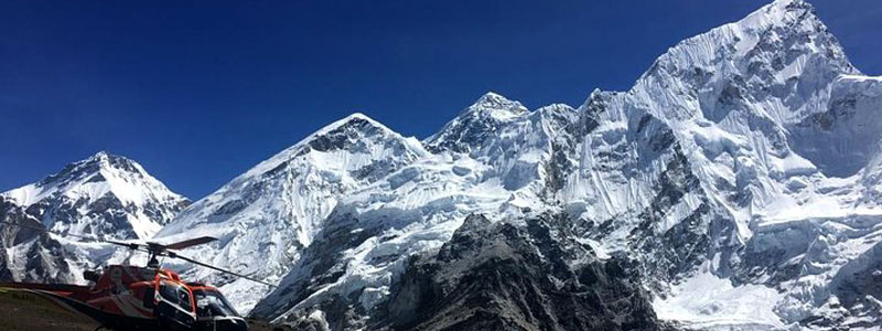 Everest Base Camp Helicopter tour Photo