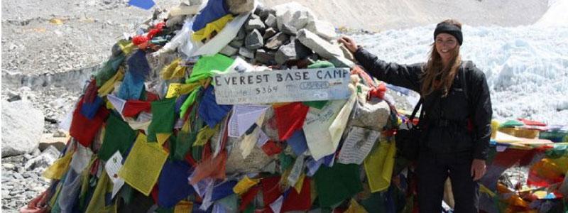 Everest Base Camp Trekking Photo