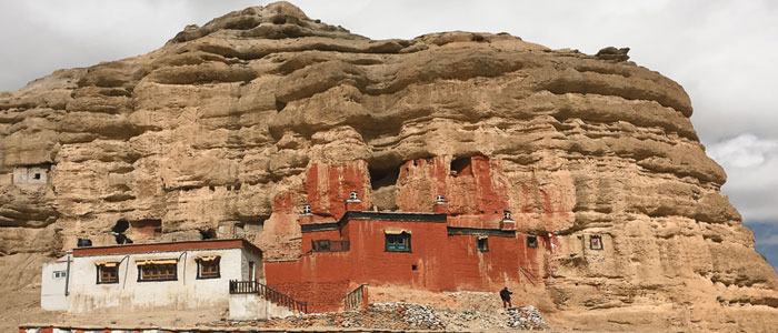 monastery in Lomangthang