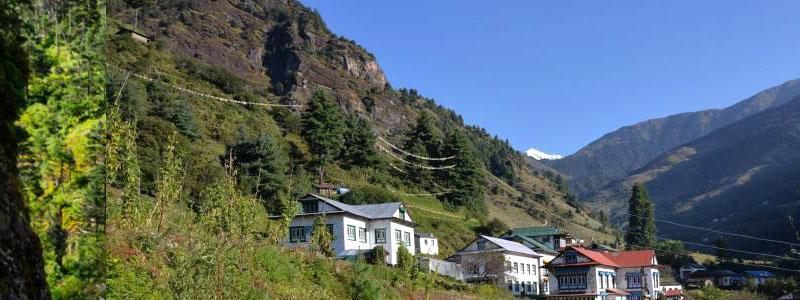 Fly back to Kathmandu from Lukla