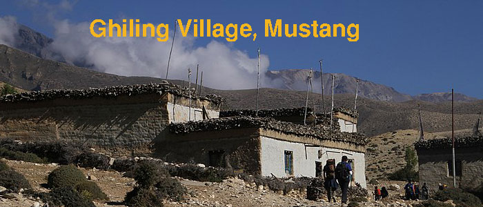 Ghiling Village