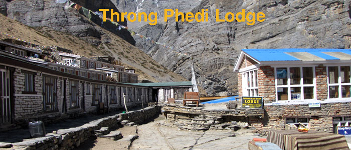 Hotel of Throng Phedi