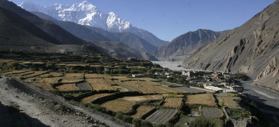 Jomsom Muktinath Trekking Photo