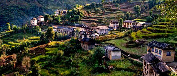Khari Khola Village