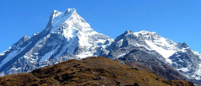 Mardi Himal Base Camp Trekking Photo