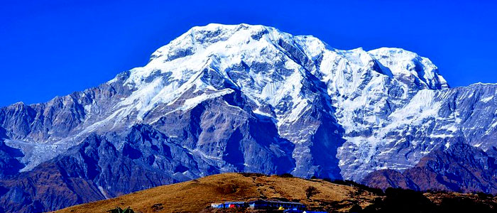 Mardi Himal Trekking High Camp