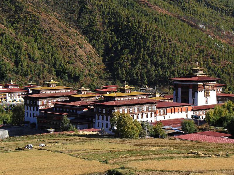 Namla Monastery