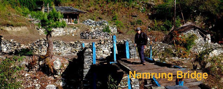 Namrung Bridge