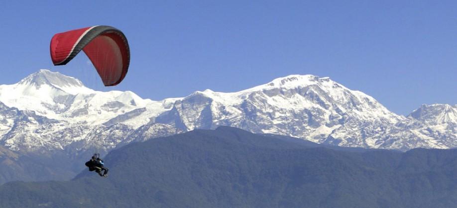 Adventure in Pokhara
