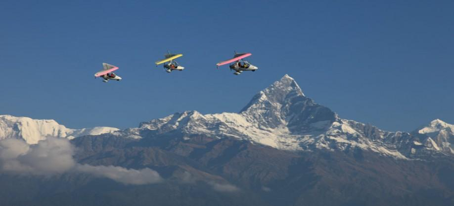 Nepal ultra light