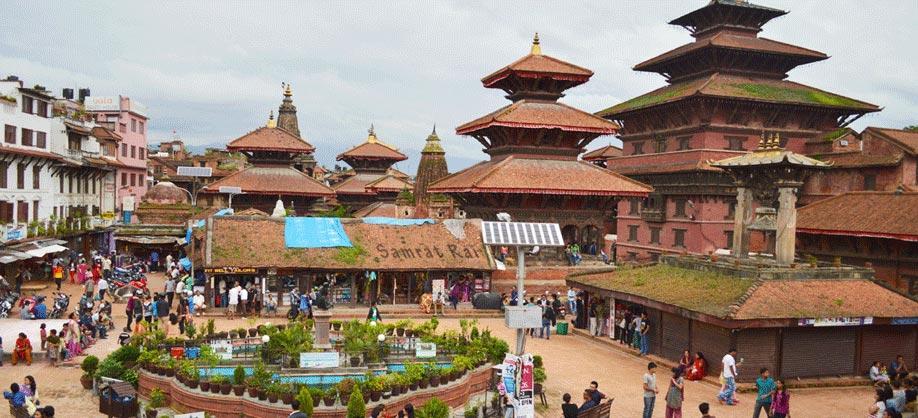 Patan Durbar Square tour Photo