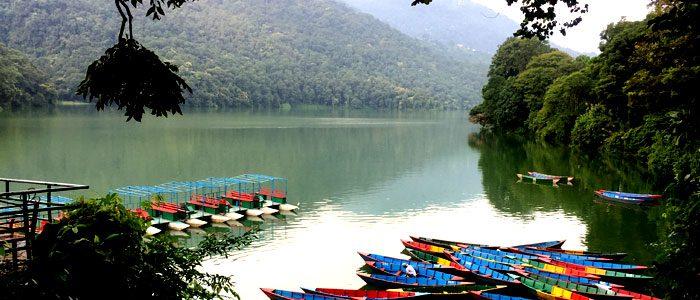 Pokhara in Short Annapurna Base Camp Trek