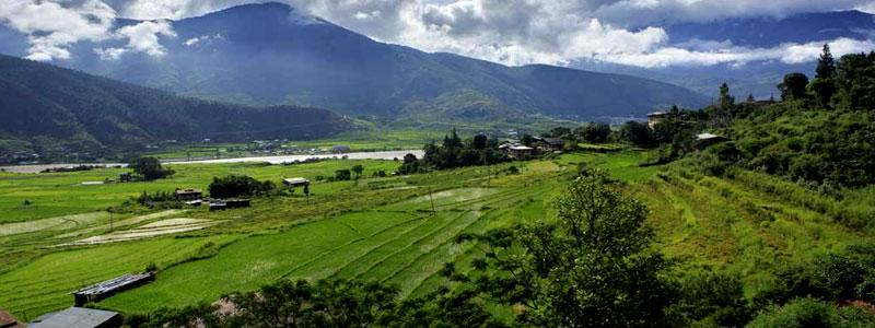 Punak, trekking in Bhutan