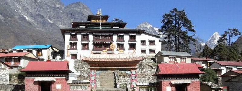 Thyangbouche monastery