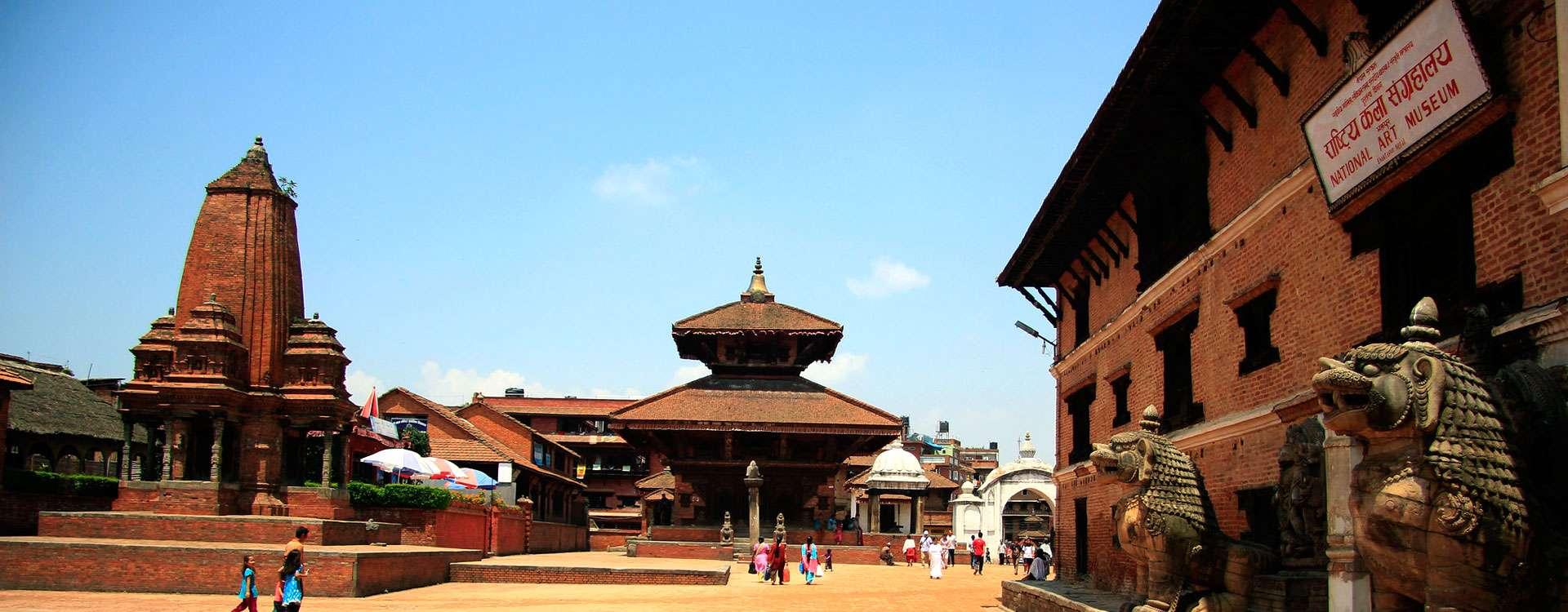 Bhaktapur Durbar Square Tour