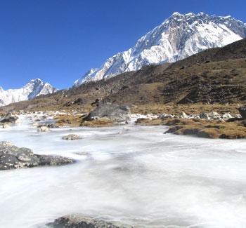 Everest Three High Passes Trekking