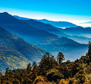 Helambu Trekking in Nepal