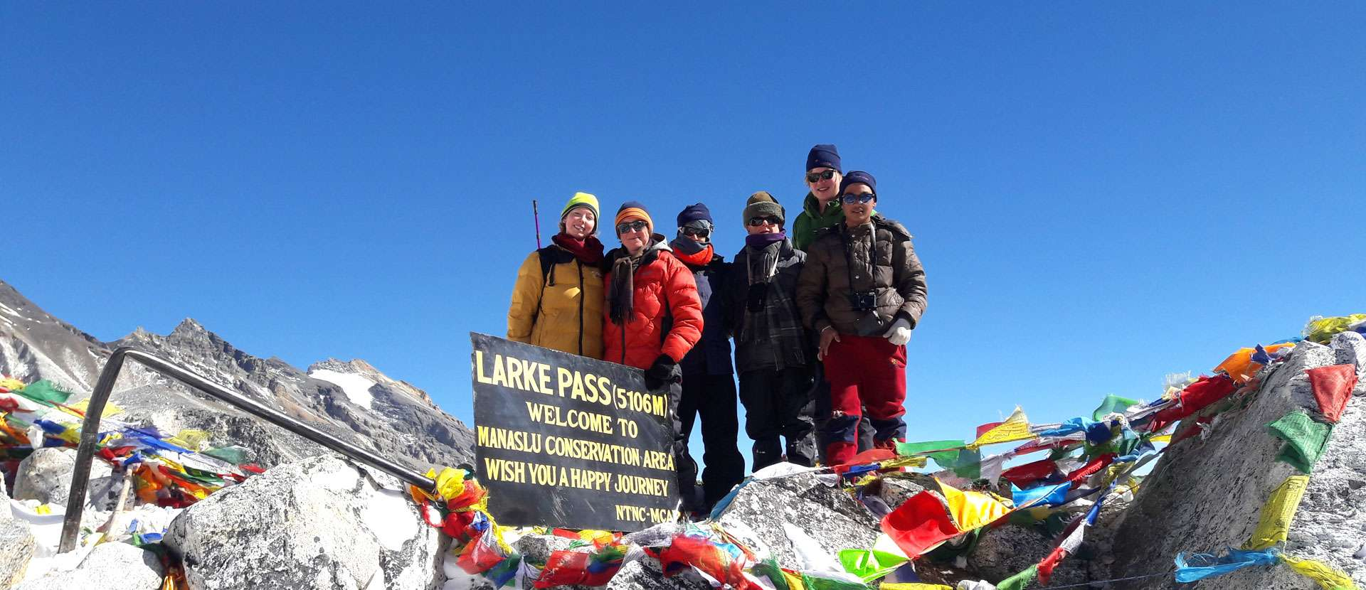 Larke-Pass Trekking