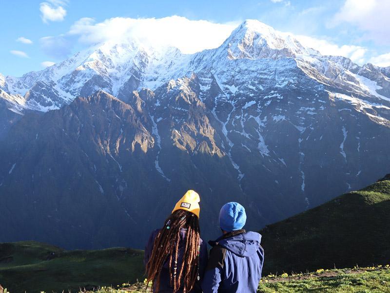 Mardi Himal Trekking Image