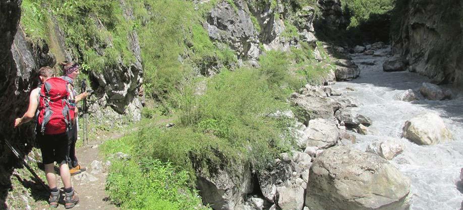 Nar Phu Vally Trekking