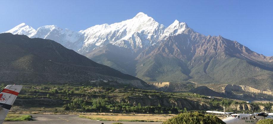 Annapurna luxury treking