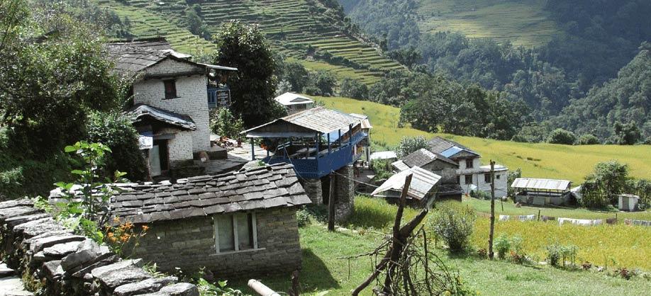 Nepal Guerrilla Trek