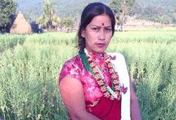 Sarada Gurung