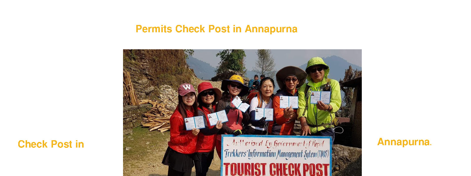 Nepal Trekking and TIMS Permits